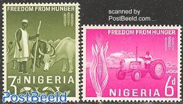 Freedom from hunger 2v