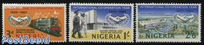 International co-operation year 3v