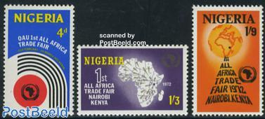 African fair 3v