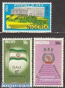 African union 3v