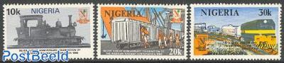 Railways 3v