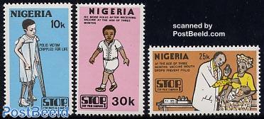 Stop polio 3v