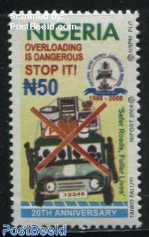 Traffic safety 1v