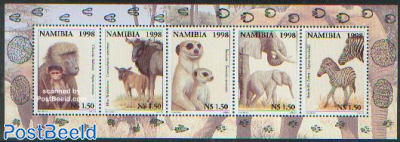 Animals 5v m/s