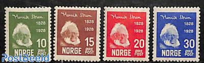Henrik Ibsen 4v