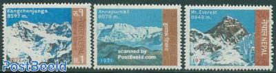 Himalaya mountains 3v