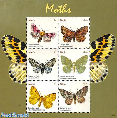 Moths 6v m/s