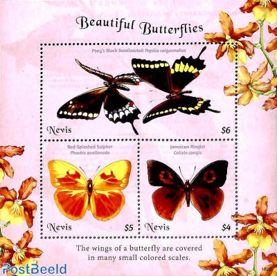 Butterflies 3v m/s