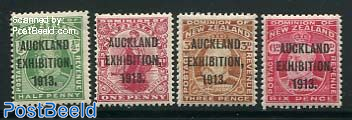 Auckland Exhibition 4v