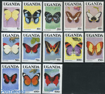 Stamps from Uganda - Freestampcatalogue com - The free