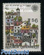 Europa, Hundertwasser house 1v