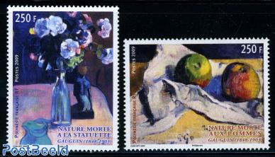 Gauguin paintings 2v