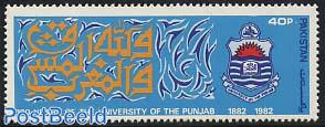 Punjab university 1v