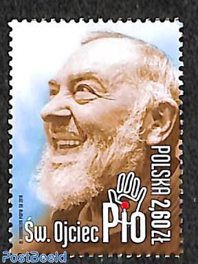 St Father Pio 1v