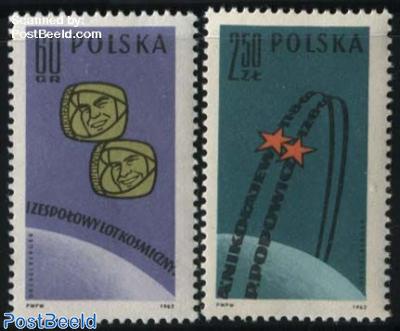 Space flights 2v