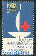 Red Cross centenary 1v