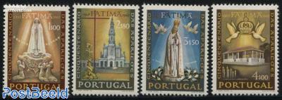 Maria in Fatima (1917) 4v
