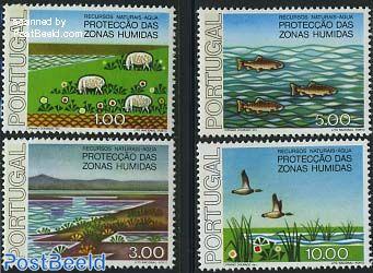 Nature conservation 4v