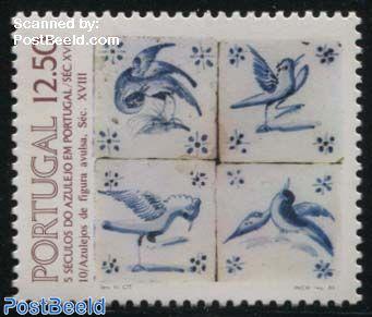 Tiles (18th century) 1v
