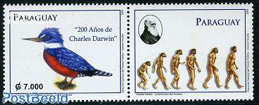 Charles Darwin 1v+tab
