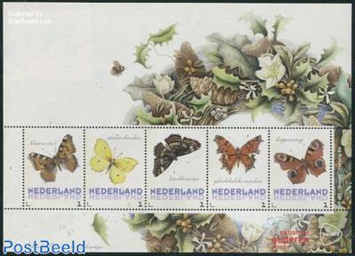 Butterflies 5v m/s