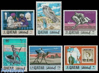 Postal service 6v