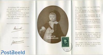 Card, text: De scholenactie...