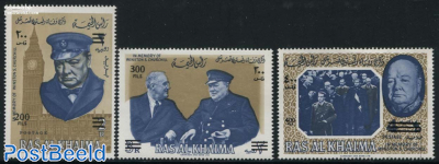 Churchill 3v, new currency