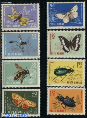 Insects 8v