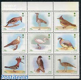 Birds 9v m/s