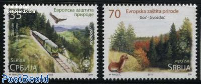 European Nature Protection 2v