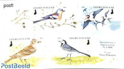 Birds 4v m/s s-a