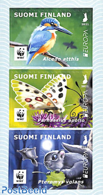 Europa, WWF 3v s-a