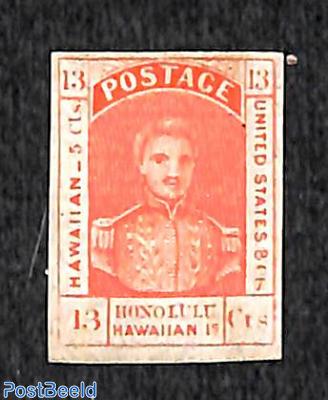 King Kamehameha III 1v