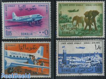 Somalia airways 4v