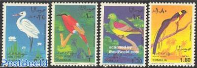 Birds 4v