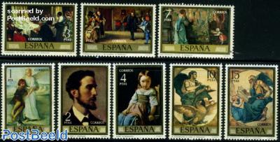 E. Rosales paintings 8v