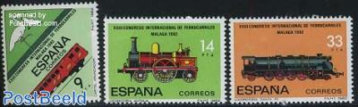 Railway Congress 3v