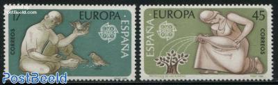 Europa, environment protection 2v