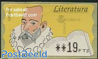 Cervantes, Automat stamp (face value may vary)