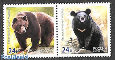 Bears 2v, joint issue South Korea