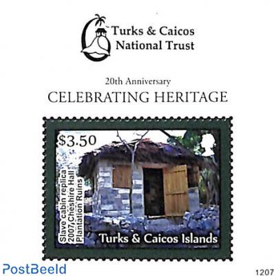 Slave cabin s/s