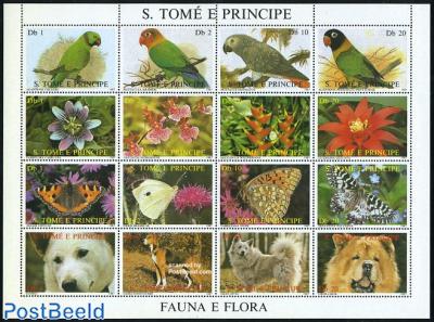 Flora & fauna 16v m/s