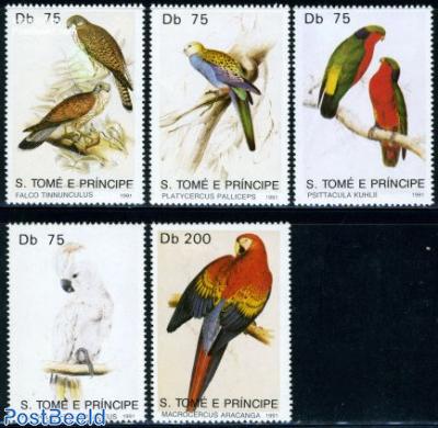 Birds 5v
