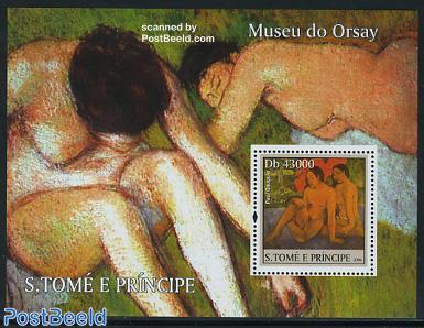 Orsay Museum, Gaugin s/s