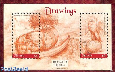 Leonardo da Vinci 2v m/s