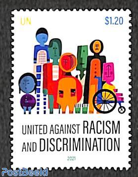 United against Racism and Discrimination 1v