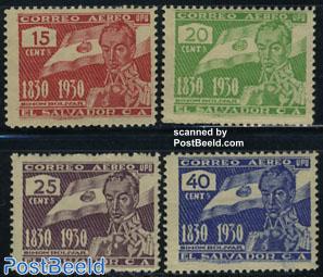 Simon Bolivar 4v