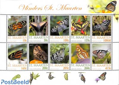 Butterflies 10v m/s