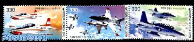Korean planes 3v [::]